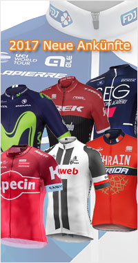 new 2017 arrival team cycling jerseys