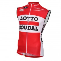 2016 Lotto Soudal Rot Weste